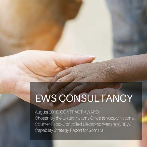 EWS EW Solutions Ltd awarded UN contract to deliver CREW report for Somalia