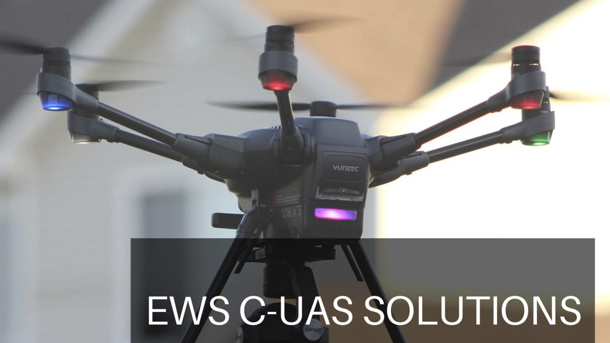 EWS offers a range of C-UAS solutions
