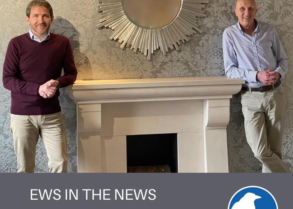 Eddie Edwards joins EWS as Managing Director