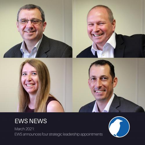 EWS announces strategic leadership appointments