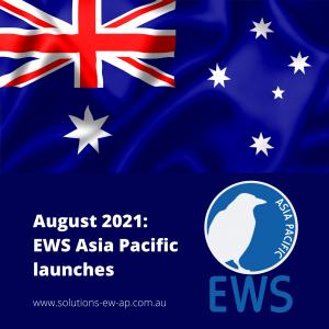 EWS (AP) launches in Australia
